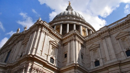 St Paul's Cathedral, London!