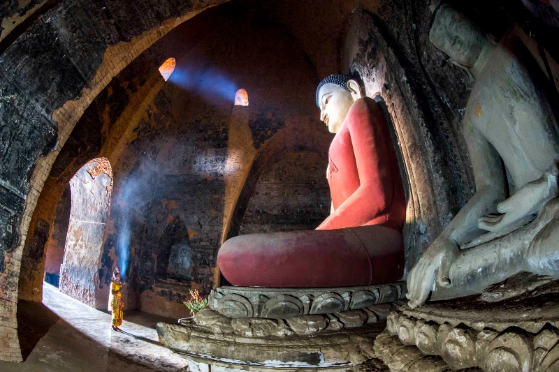 Our Legend, Our Bagan, Our First Myanmar