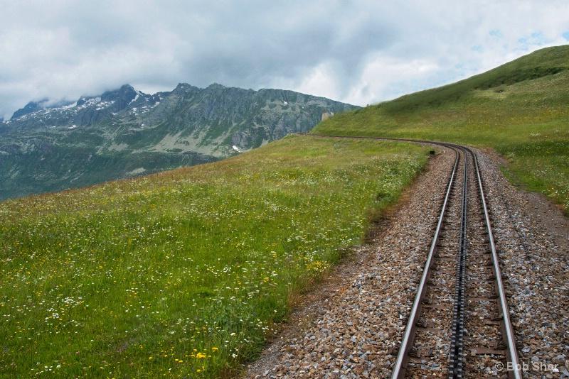 Cogging it through Switzerland