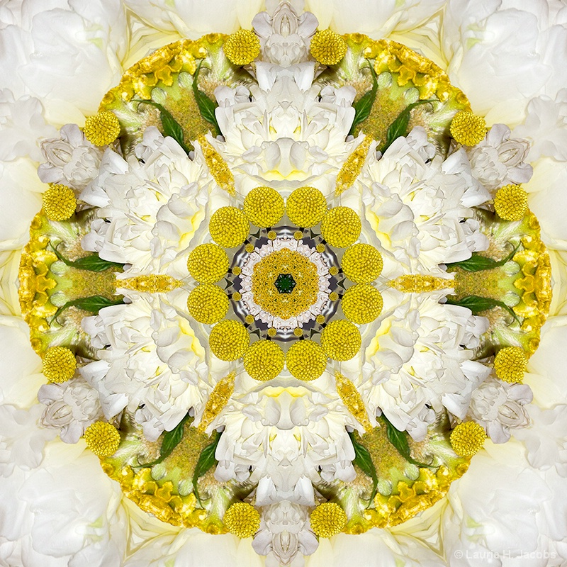 Kaleidoscope #15 - ID: 14583413 © Laurie H. Jacobs
