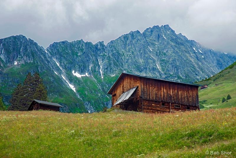 Swiss Shack