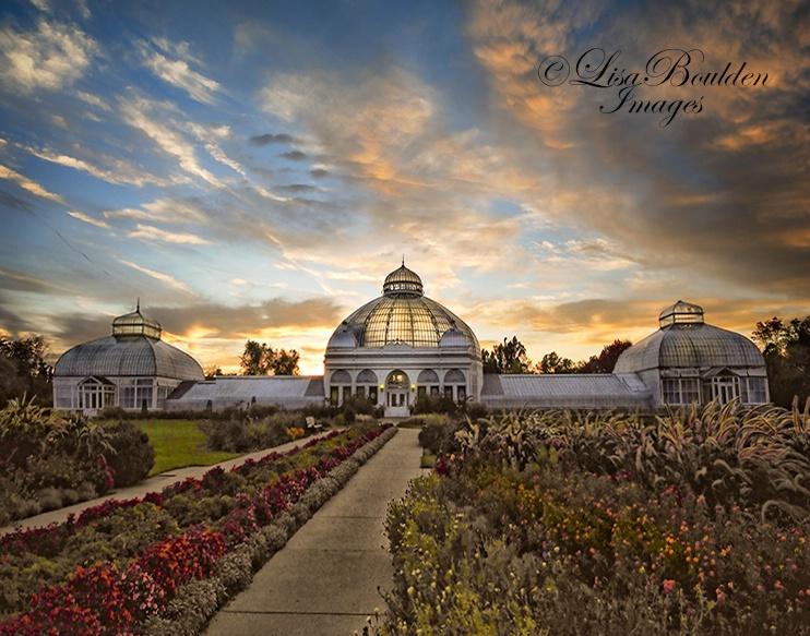 Botanical Garden Light