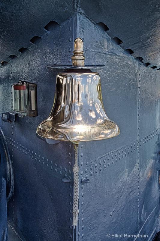 Ship's Bell - ID: 14587183 © Elliot S. Barnathan
