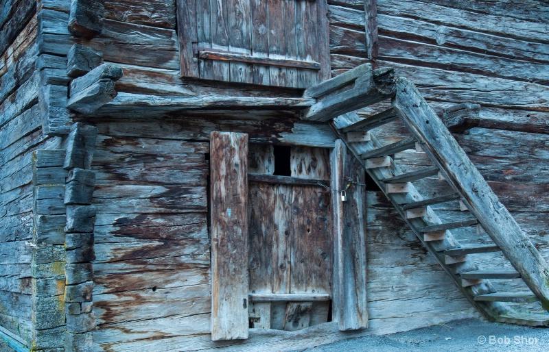 Old Log Shack
