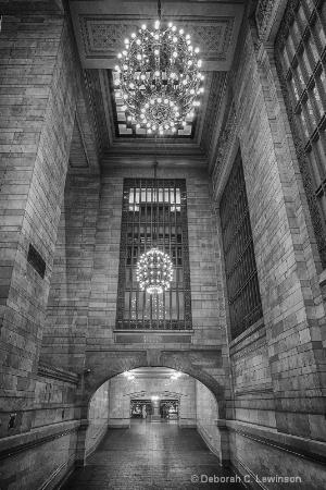 Elegant Passageway