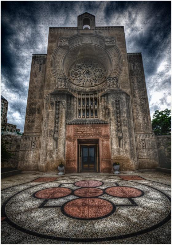 Madonna Della Strada Chapel