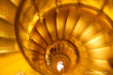 dizzy way down