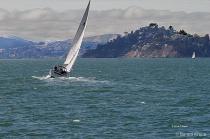 Boating In San Francisco Bay