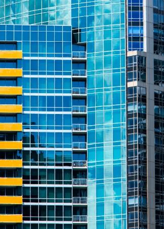 Chicago's Yellow Balconies