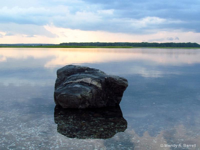Camera Rock - ID: 14624676 © Wendy A. Barrett