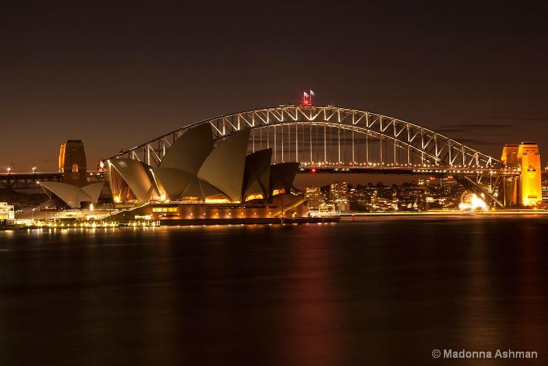 Sydney at Sunset