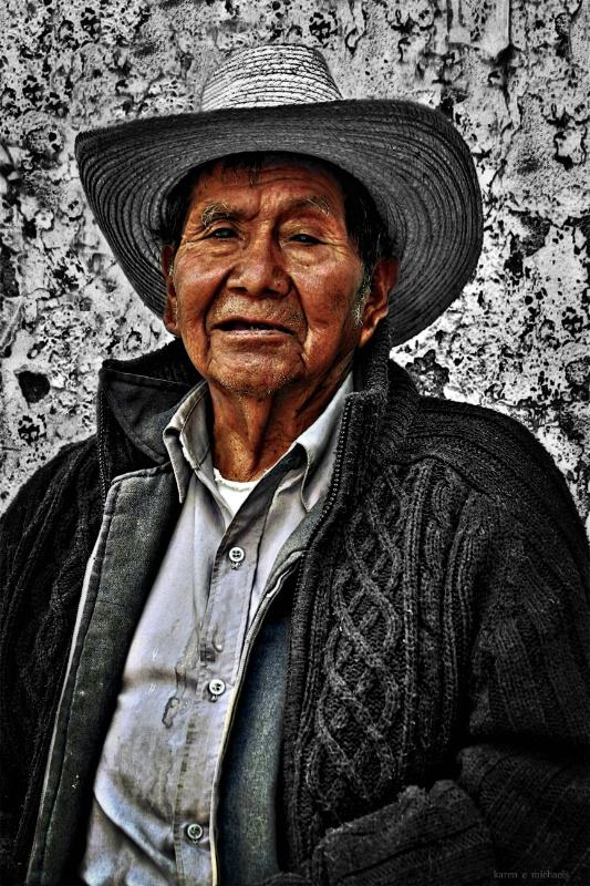 man in layers - ID: 14630271 © Karen E. Michaels