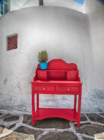 Still life in Mykonos