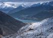Snow Cap Mountain...