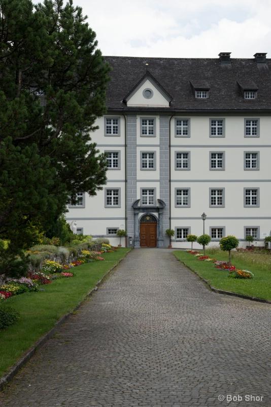 Swiss Monastery