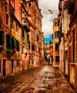 Side Street in Ve...