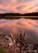 Sunset on Lake De...