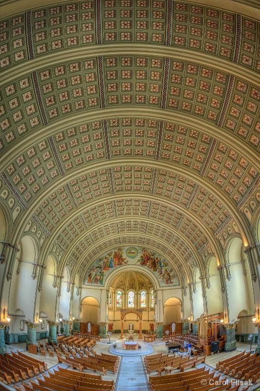 St Josaphat Church ~ Chicago, IL