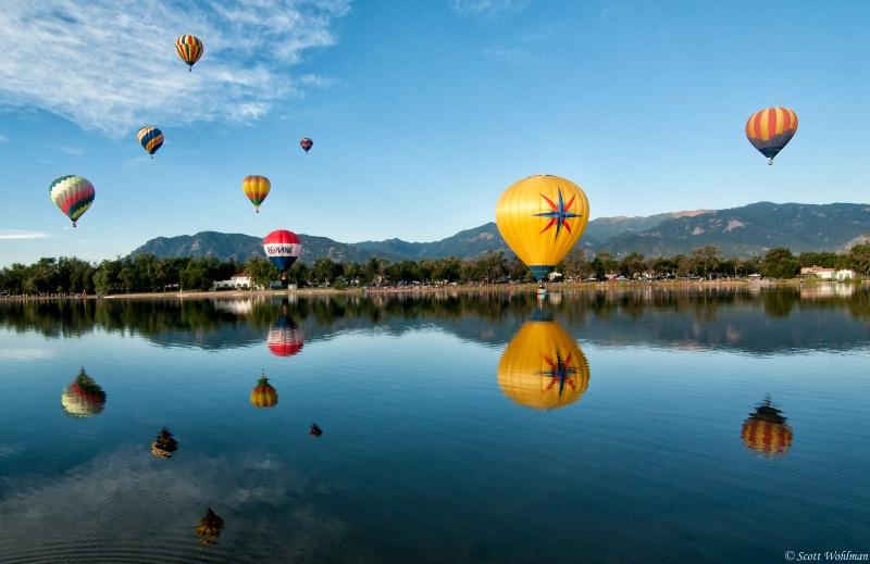 Colorado Balloon Fest 2014
