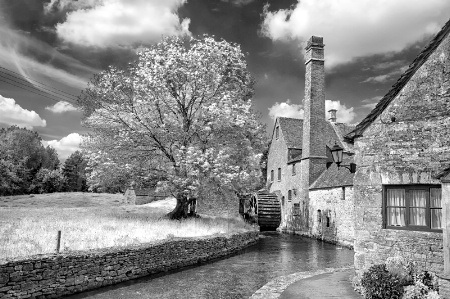 In the Cotswolds