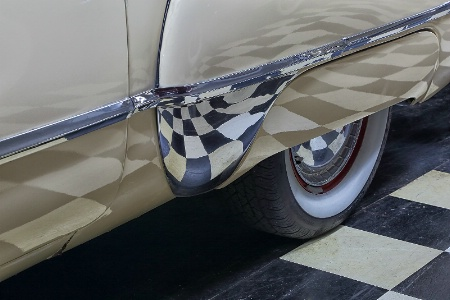 Checkerboard Relfections
