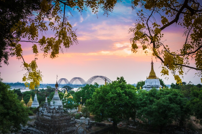Sagaing Beauty