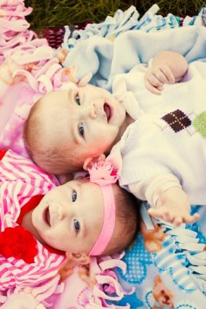 Sweet Twins!