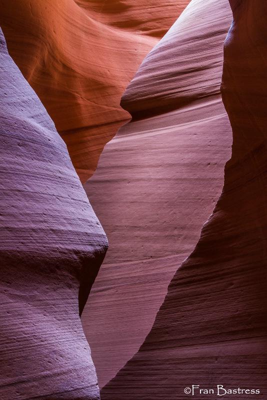 Antelope Canyon, Page - ID: 14668181 © Fran  Bastress