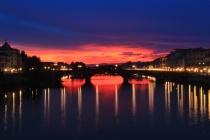 Arno Sunset