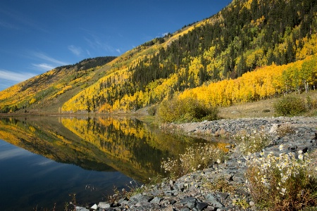 Hayden Mtn Trail..