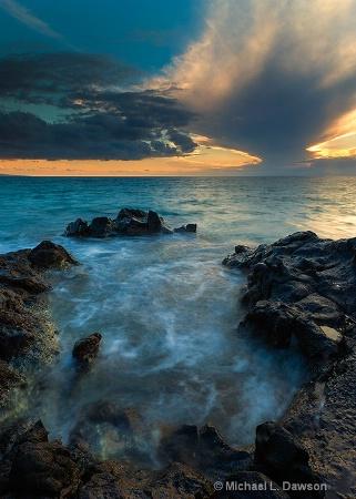 Paradise Cloud Explosion