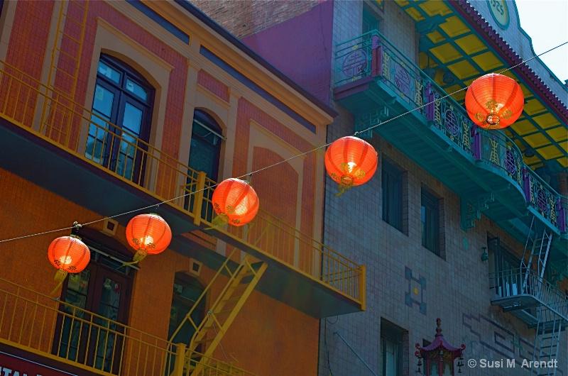 Chinatown - ID: 14685954 © Susanne M. Arendt