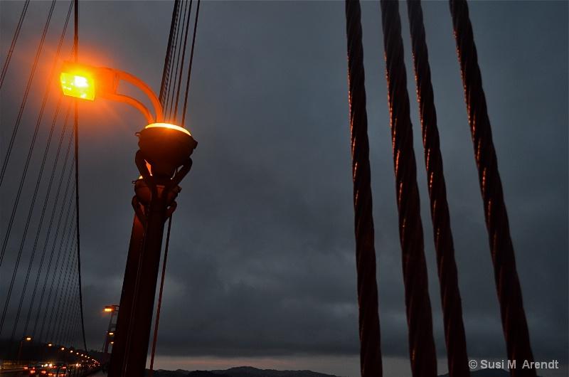 GG Bridge Cables - ID: 14685966 © Susanne M. Arendt