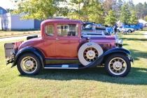 Antique Car Show-3 photos