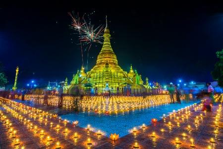 Eaintawyar Pogoda ,Mandalay