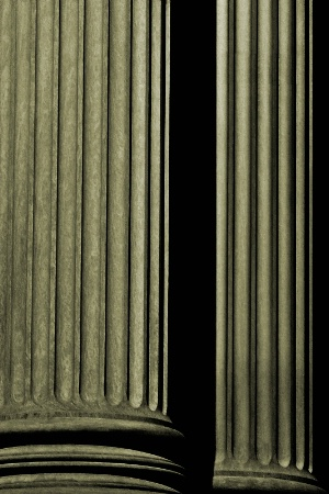 Pillars, U.S. Supreme Court Building