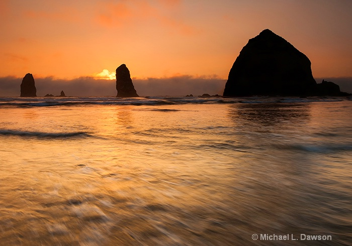 Cannon Beach Tides