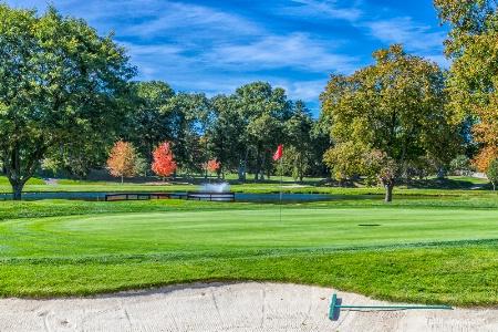 A great golfing spot