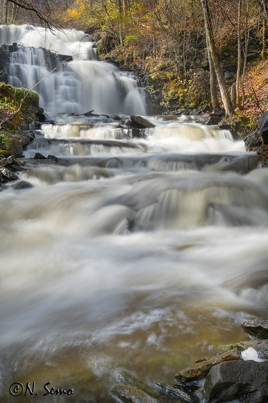 Bakers Falls