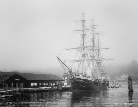 Joseph Conrad Docked