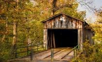 Euharlee Covered Bridge, Euharlee, GA