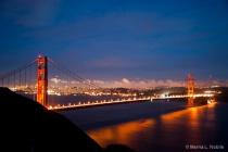 San Francisco Famous Golden Gate Bridge