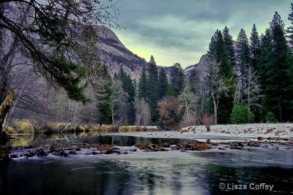 Purple Mountain Majesty - ID: 14728851 © Lisza M. Coffey