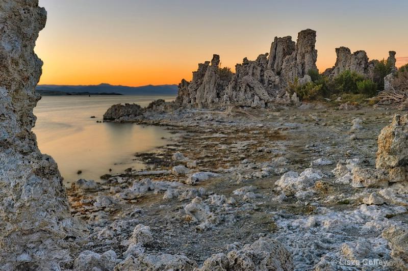 Ghostly Lake - ID: 14728860 © Lisza M. Coffey