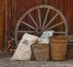 wagon wheel with ...