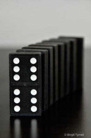 Angled Dominoes