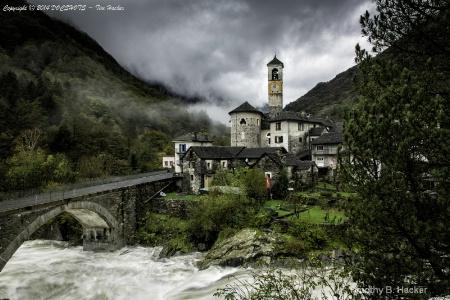 Lavertezzo Ticino Switzerland
