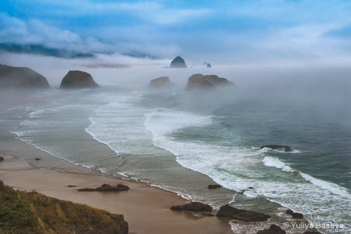 Oregon Coast<p> - ID: 14760056 © Yulia Basova