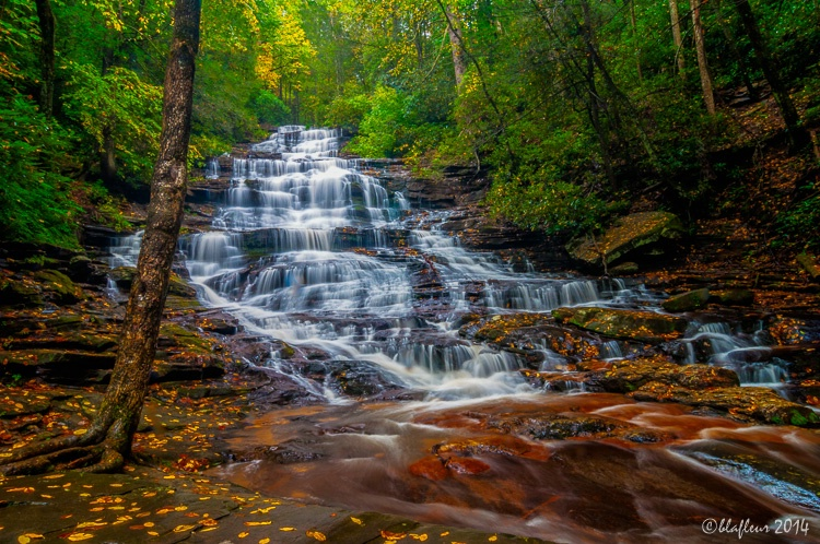 Minnihaha Falls
