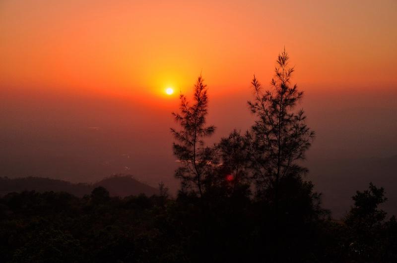 Sunset - ID: 14766692 © VISHVAJIT JUIKAR